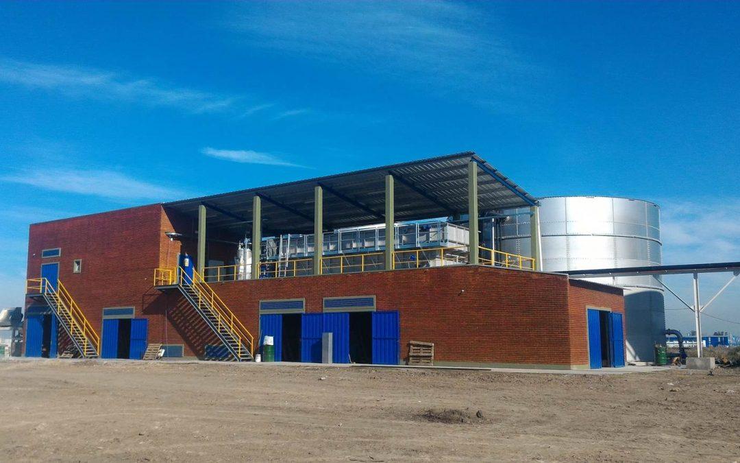 DAS ENVIRONMENTAL EXPERT 在拉丁美洲建设废水处理系统